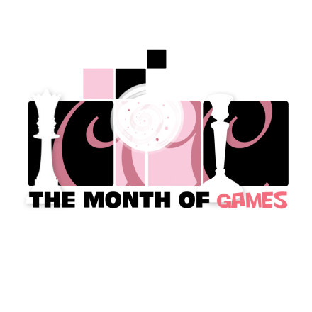 The Month of Games Logo