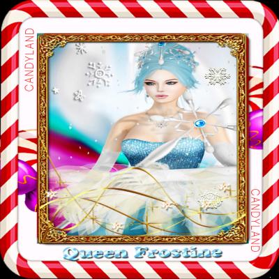 TMoG- Candyland Queen Frostine