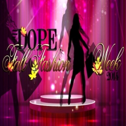 DOPE Fall Fashion Week 2014 Logo