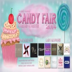 Candy Fair 2014 Poster V2