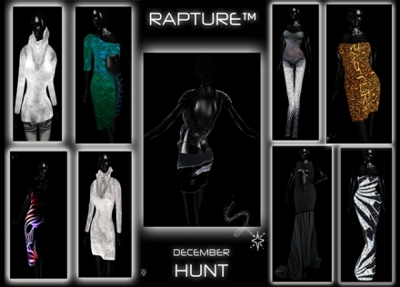 RAPTURE-December Hunt