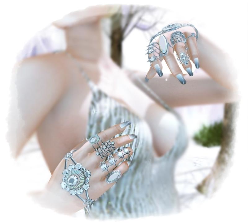 Nails Jewelry